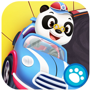 Dr. Panda Racers game developed by Blenzabi Game Studio