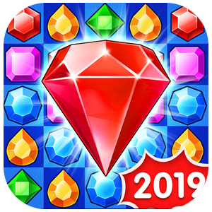 Jewels game developed by Blenzabi Game Studio